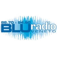 Logo of radio station BluRadio Veneto