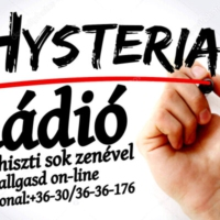 Logo of radio station Radio Hysteria