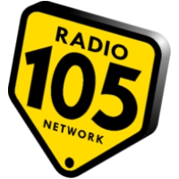 Logo of radio station Radio 105