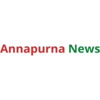 Logo of radio station Annpurna fm