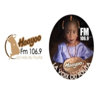 Logo of radio station Haayoo FM