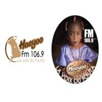 Logo de la radio Haayoo FM