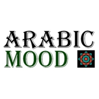 Logo of radio station Arabic Mood
