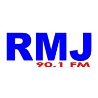 Logo of radio station RMJ