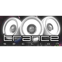 Logo of radio station Music base - Trance section