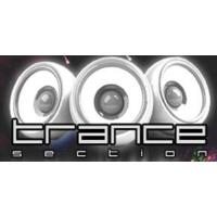 Logo of radio station Music base - Trance section