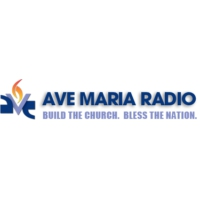 Logo of radio station WDEO Ave Maria Radio