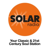 Logo of radio station Solar Radio