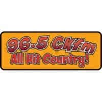 Logo de la radio 96.5 CKFM
