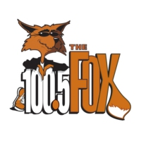 Logo de la radio KBFX 100.5 The Fox