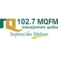 Logo of radio station MQFM 102.7