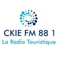 Logo of radio station CKIE FM La Radio Touristique Victoriaville