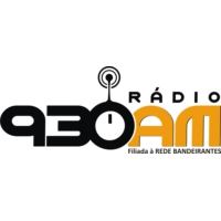 Logo of radio station Radio 930 / Bandeirantes