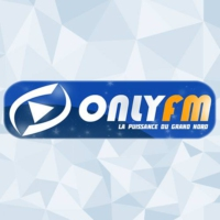 Logo of radio station OnlyFM