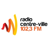 Logo of radio station Radio Centre-Ville