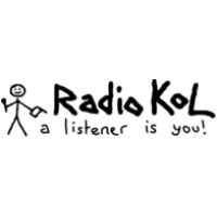 Logo of radio station Radio Kol