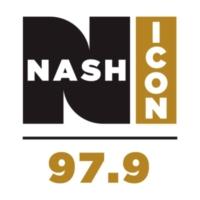 Logo of radio station KQLK Nash ICON 97.9 FM
