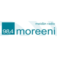 Logo of radio station Radio Moreeni