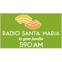 Logo of radio station Santa Maria