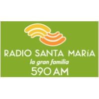 Logo of radio station Santa Maria