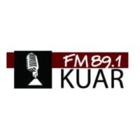 Logo of radio station KUAR FM 89.1