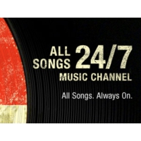 Logo de la radio The All Songs 24/7 Music Channel