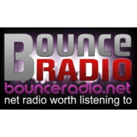 Logo of radio station B.O.U.N.C.E. Radio