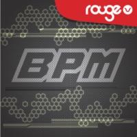 Logo of radio station Rouge BPM
