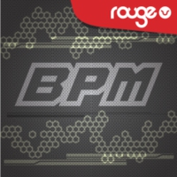 Logo of radio station Rouge BPM