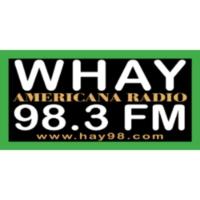 Logo de la radio WHAY 98.3FM