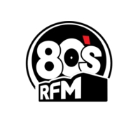 Logo of radio station RFM 80s