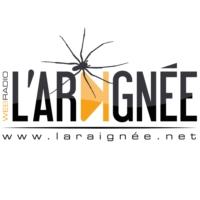 Logo de la radio l'Araignée