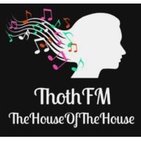 Logo of radio station ThothFM