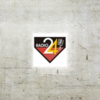 Logo de la radio Radio 24 (Bucharest)