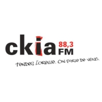 Logo of radio station CKIA