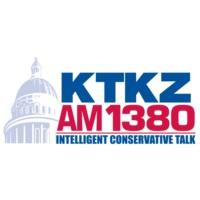 Logo of radio station KTKZ