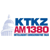 Logo of radio station KTKZ