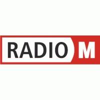 Logo of radio station Radio M