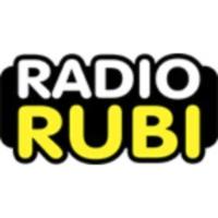 Logo of radio station Rádio Rubi