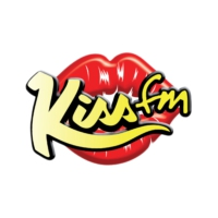 Logo of radio station Kiss FM