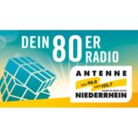 Logo of radio station Antenne Niederrhein - 80er Radio