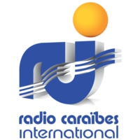 Logo of radio station RCI Guadeloupe