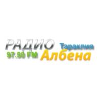 Logo of radio station Радио Албена