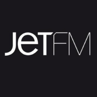 Logo of radio station JET FM