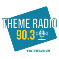 Logo of radio station Theme Radio