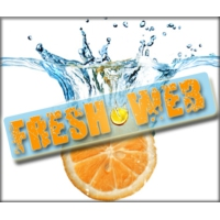 Logo de la radio FRESH WEB