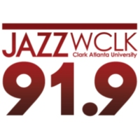 Logo of radio station WCLK 91.9 FM