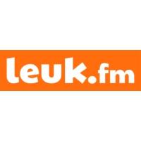 Logo de la radio Leuk.FM