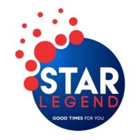 Logo of radio station STARLEGEND