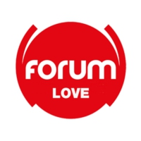 Logo de la radio Forum Love